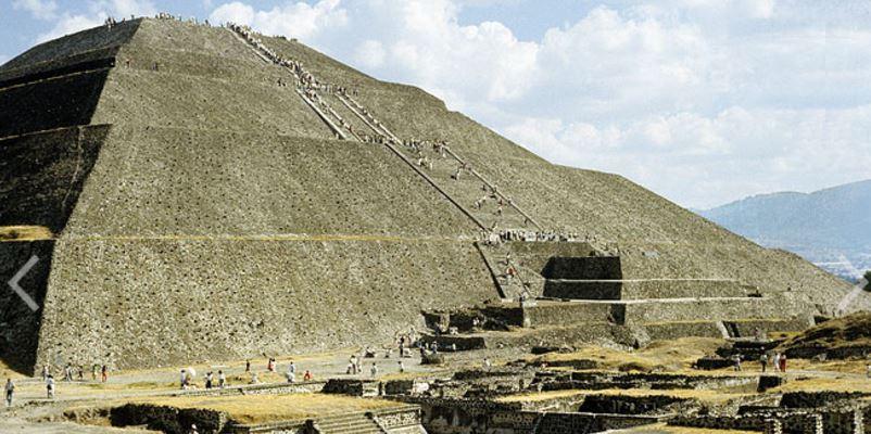 Teotihuacan cierra la visita pública en equinoccio de primavera