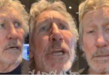 """En cuarentena, Roger Waters interpreta """"El derecho de vivir en paz"""""""