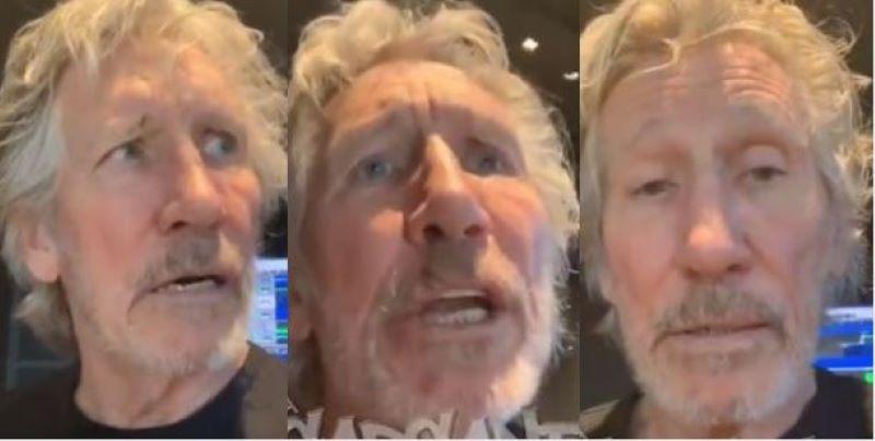 Roger Waters envió un mensaje al equipo de