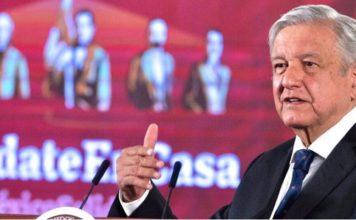 AMLO: Vía mexicana ante la crisis por coronavirus