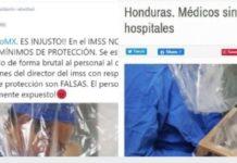 Calderón comparte foto falsa, en redes lo desmienten