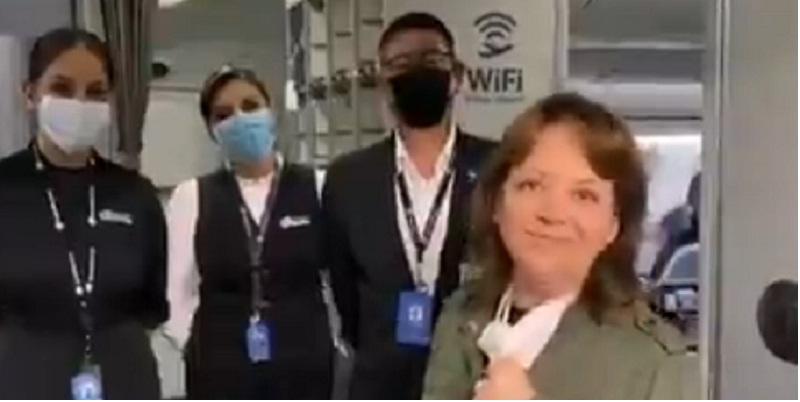 Funcionarios mexicanos viajan a China por equipo médico