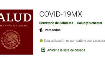Salud lanza app para informar sobre coronavirus