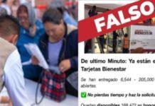 ¡Cuidado!, detectan estafa en página falsa de tarjetas 'Bienestar'