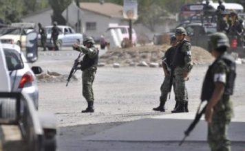Chihuahua investigan enfrentamiento en Madera