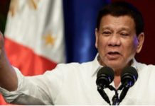 Filipinas: Duterte ordena disparar