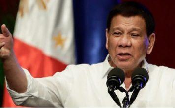 Filipinas: Duterte ordena disparar