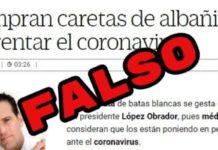 IMSS: Investigación interna confirma fake de Loret de Mola