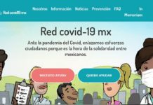 Salud, redcovid19.org