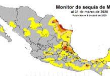 Conagua: acciones de mitigación de sequías